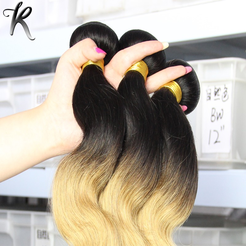 Hair mask curly hair picture more detailed picture about two two tone brazilian virgin hair body wave 5pcs ombre 1b27 black blonde hair extensions 7a remy pmusecretfo Image collections