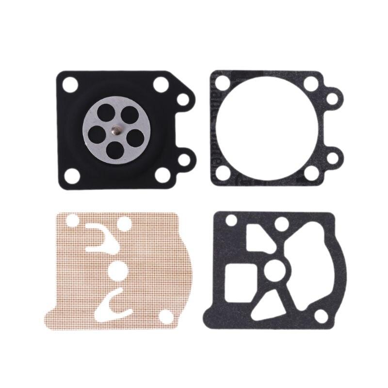 Kit de réparation de carburateur Kit de réparation de tronçonneuse pour carburateur Walbro 4500 5200