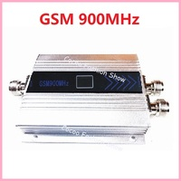 LCD Screen 2G GSM 900 Mhz 900MHz Repeater Booster GSM Cellular Cell phone Mobile Signal Repeater Booster Amplifier Repetidor