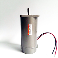 220V 500W Shaft type miniature permanent magnet DC motor optical axis motor 1800RPM Y