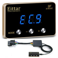 For SEAT Mii SEAT TOLEDO (5P) Auto Electronic Throttle Controller Car Pedal Booster Accelerator Commander Car Styling