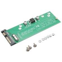 """18 Pin 12 + 6 Контактный Разъем Для 2.5 """"SATA 22 Контактный SSD Адаптер Конвертер Карты Жесткий Диск Адаптер Карты Для Apple Для MacBook Air 2010 2011"""