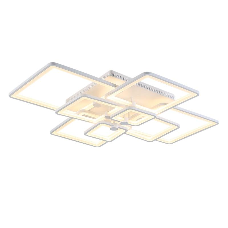 Diy acryl led deckenleuchte moderne for Moderne deckenbeleuchtung wohnzimmer
