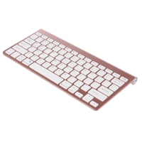 ANENG Universal Ultra Slim Mute Keys Bluetooth Wireless Keyboard For IOS Android WIN