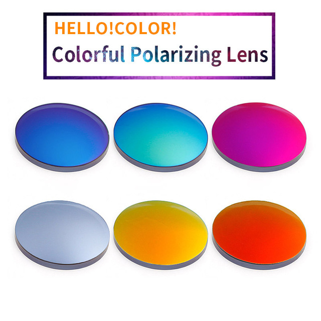 0ab84fb6c368 1.56 Polarized Lens Single Vision (UV400) Used In Sunglasses To Reduce Glare  From Reflective For Driving