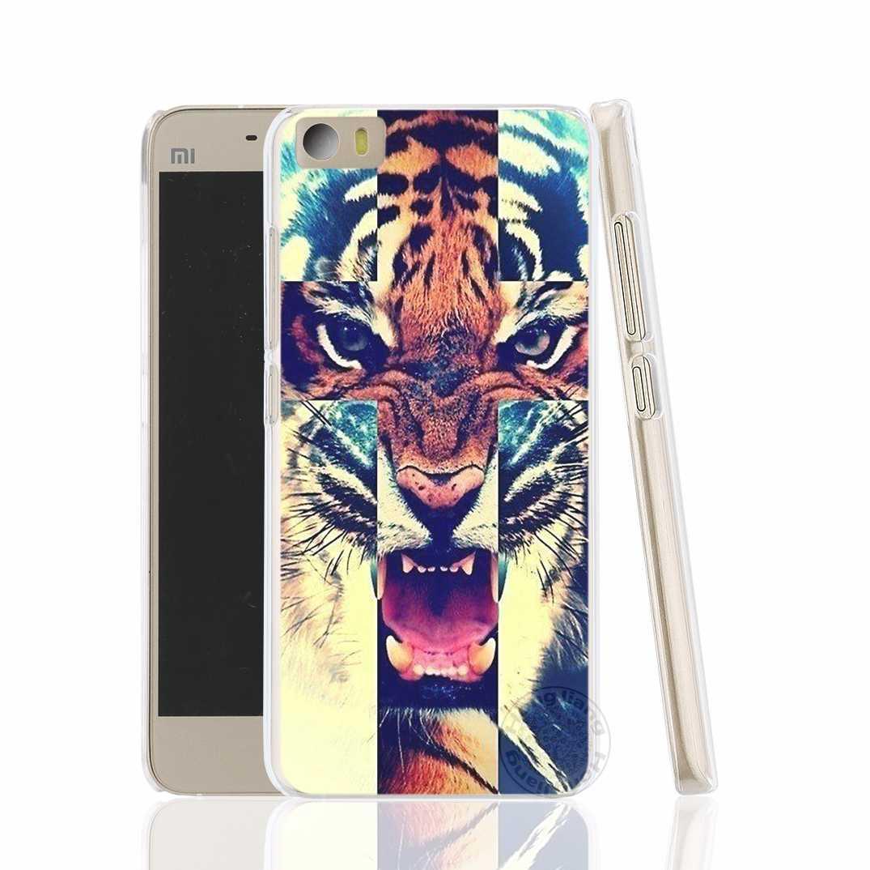 HAMEINUO tygrys czaszki nutella morze delfin telefon pokrywa obudowa do Xiaomi redmi 4 1 1 s 2 3 uwaga pro hongmi red rice redmi note 4
