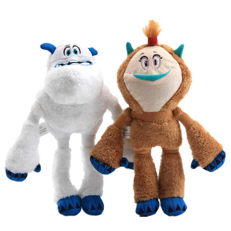 Плюшевая кукла из фильма Smallfoot Migo Kolka мягкая игрушка с животными подарок для детей