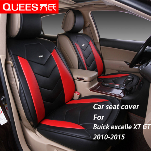 4 Цвет Автомобиля Сиденья специально для Buick excelle XT GT (2010-2015) искусственная кожа pu Стайлинга автомобилей автомобильные аксессуары