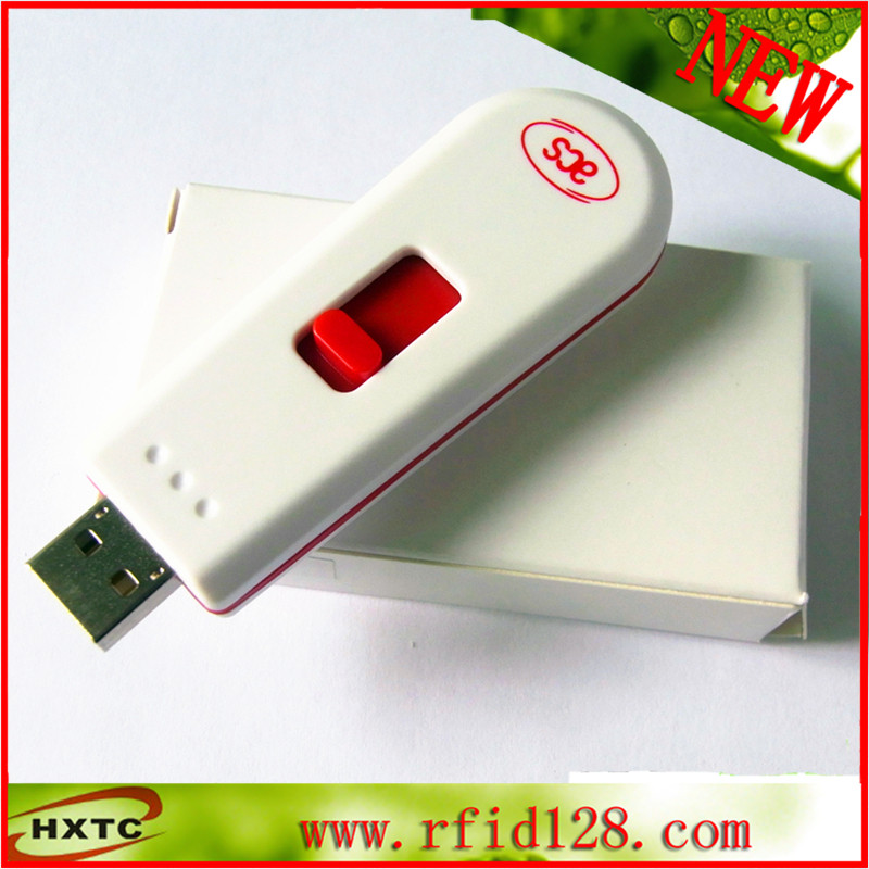 Access Card Reader Writer ACR122T For 13.56MHZ NFC& RFID Card And Tags