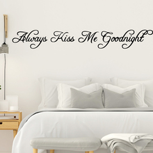 Fashion sentence Wall Sticker Home Decoration Accessories Removable Decal
