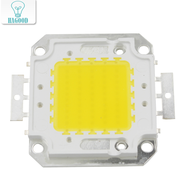 Super 50W LED Integrated High power LED bulb White/Warm white EPISTAR COB Chips led lamps free shipping 50pcs 1w 3w high power led lamps white warm white 30mil 45mil chips high light lights