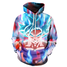 Dragon Ball Z Super 3D Hoodies v2 – LMS126D