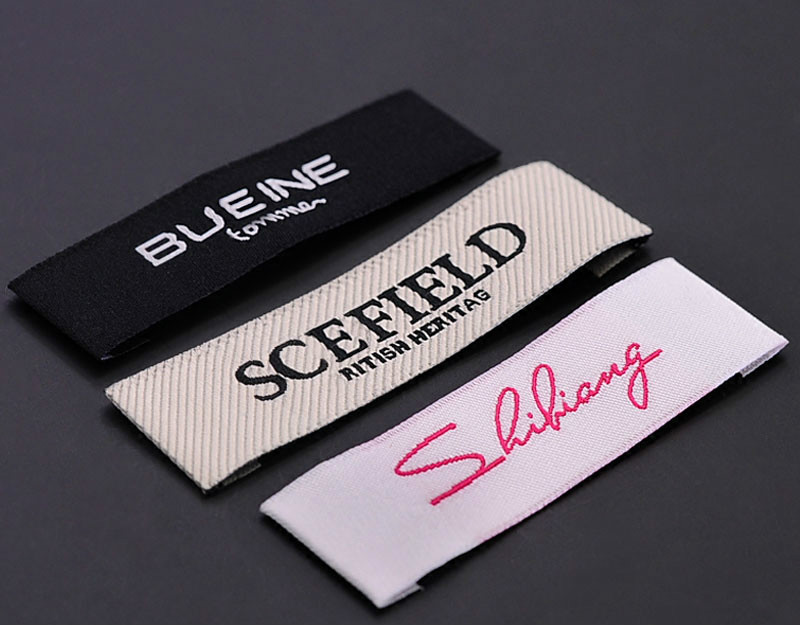 custom woven clothing labels get clothing labels made