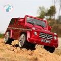 Россия бесплатная доставка ребенок привод двухместный электрический автомобиль ребенок может сидеть с пультом дистанционного управления игрушка автомобиля негабаритных