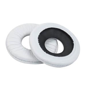 Ear-Pads Headphone Sony 2-Color for Mdr-v150/V250/V300/.. 1-Pair Black White