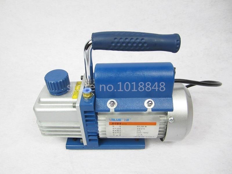FY 1H N Оригинальный мини портативный воздушный вакуумный насос Окончательный вакуум для ламинирования машины и ЖК экран Сепаратор Бесплатна... - 2