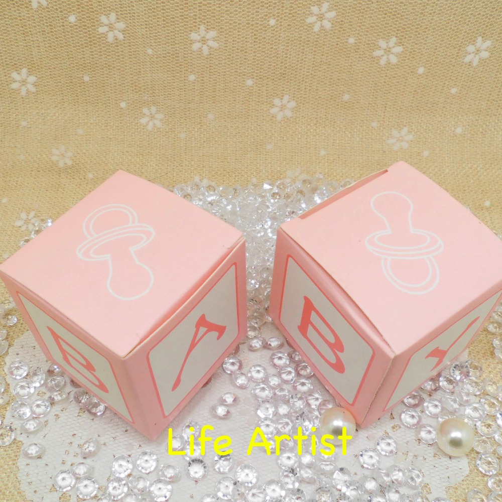 12PC Baby Candy Sugar Chocolate Box Kid Birthday Party Baby Shower ...