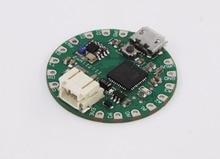 BLEPad – Wearable Arduino BLE Dev Board