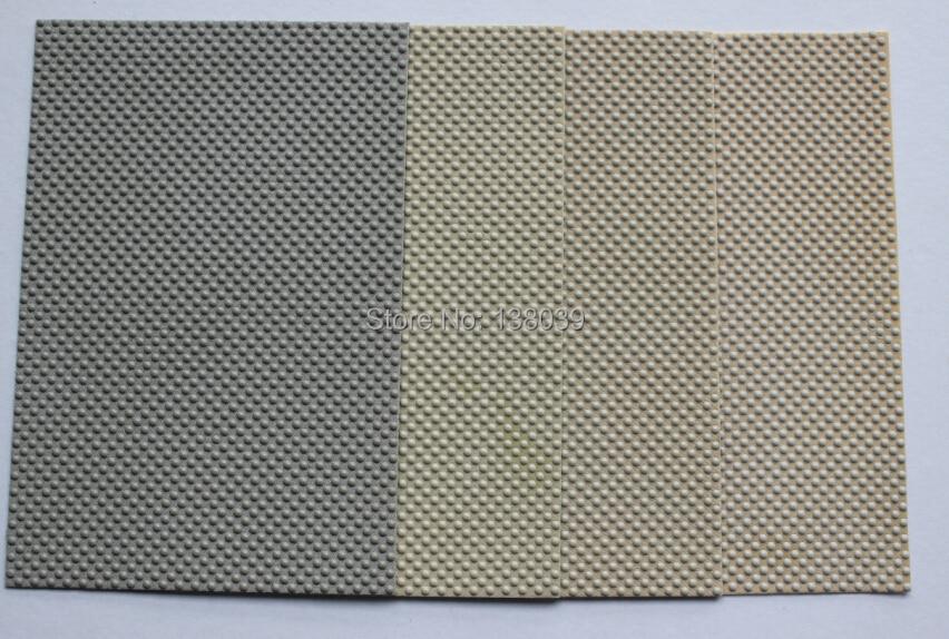 120*180mm Diamond Resin Flexible Sheets Diamond Resin Sanding Paper