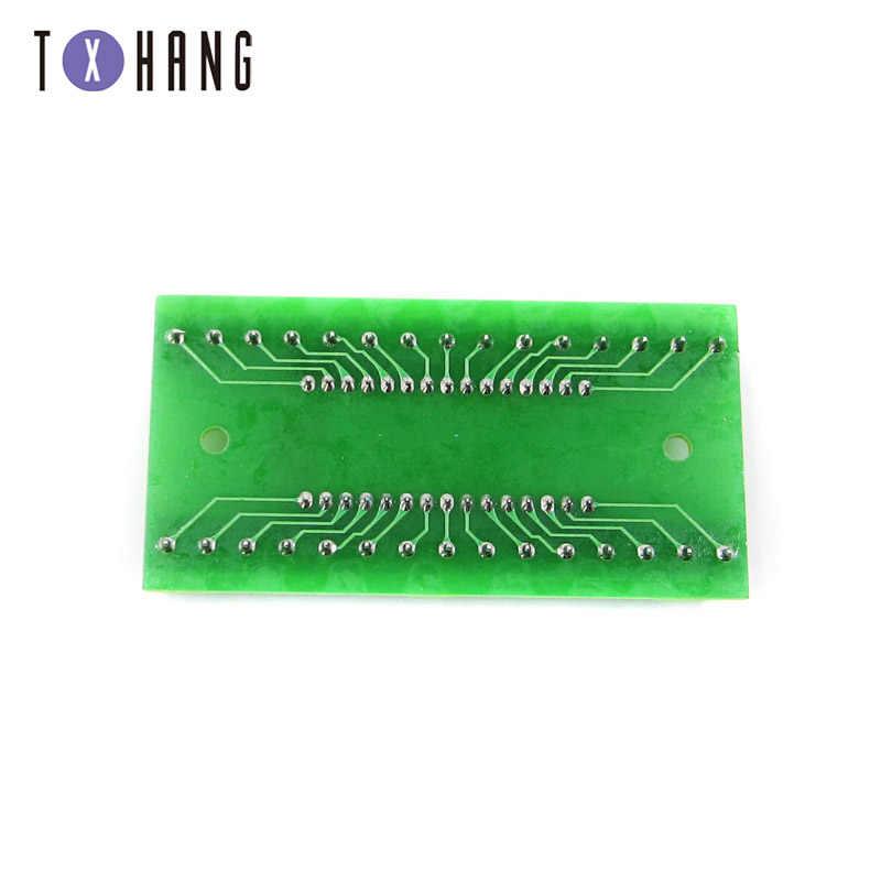 1 قطعة نانو V3.0 3.0 تحكم محطة محول لوح تمديد نانو IO درع لوحة تمديد بسيطة لاردوينو AVR ATMEGA328P