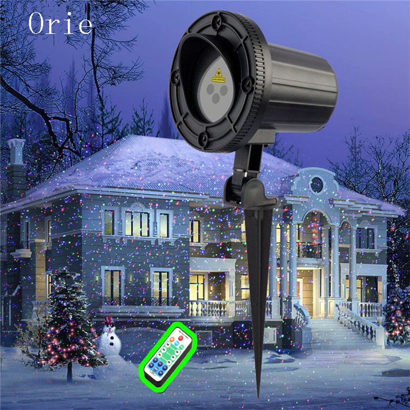все цены на Christmas Laser projector RGB Outdoor Laser Motion Lights Holiday Home Decorations timer function with Remote Waterproof IP68
