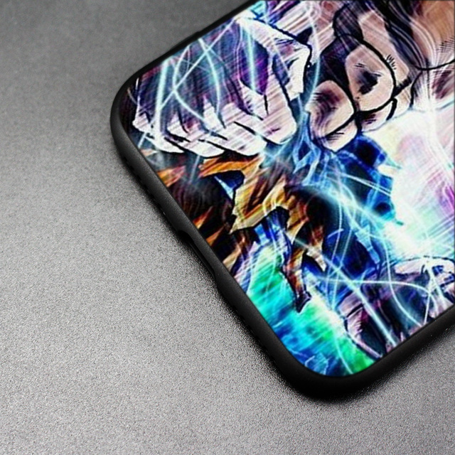 Dragon Ball Super Case Cover for iPhone Models