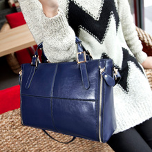 Hand Bag Women Genuine Leather Crossbody Bags For Women 2016 New Tote Bag Fashion Shoulder Handbag