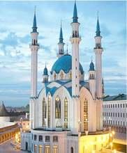 Алмазная вышивка в мечети распродажа стразы декор для стен 5d