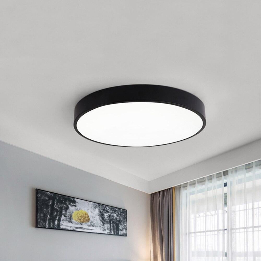 100% Waar Zerouno Nordic Led Plafond Verlichting Moderne Industriële Staaf Woonkamer Lichten Indoor Opbouw Led Plafond Lamp Armaturen
