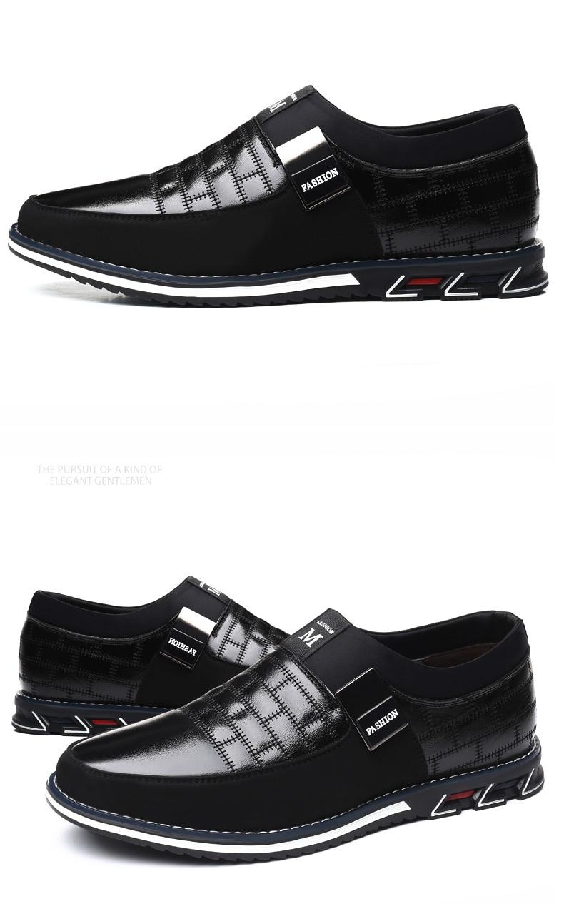 HTB172iHa.Y1gK0jSZFCq6AwqXXan ZUNYU New Big Size 38-48 Oxfords Leather Men Shoes Fashion Casual Slip On Formal Business Wedding Dress Shoes