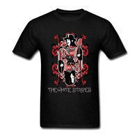 Men S The White Stripes Band Art T Shirt