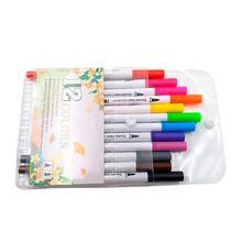 12 Pcs / Set gel pen White boligrafo Set color papelaria Kawaii caneta cute stationery pens for school kalem 12 pcs set gel pen white boligrafo set color papelaria kawaii caneta cute stationery pens for school kalem
