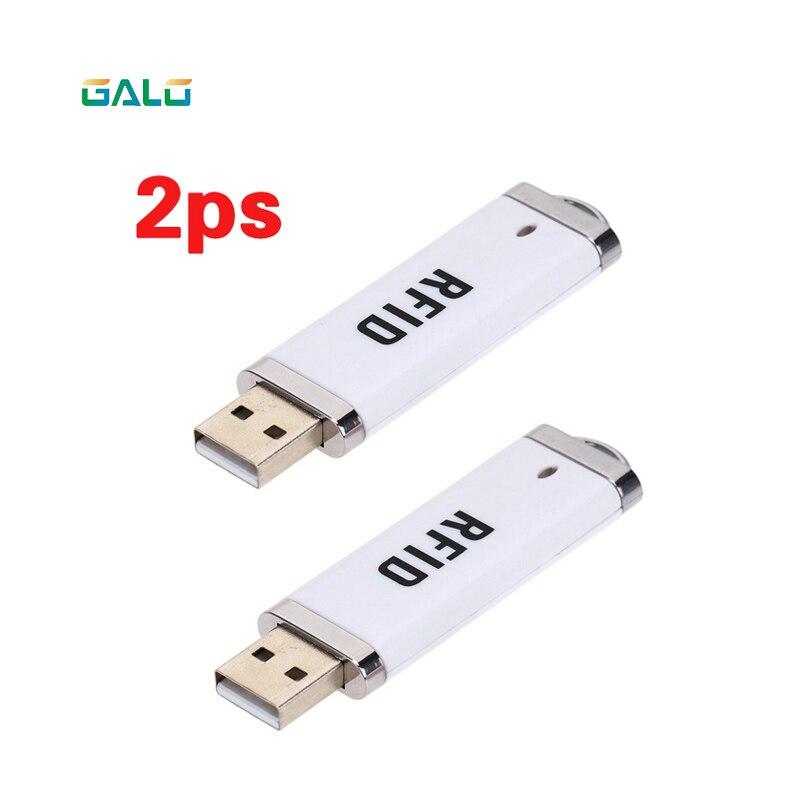 2ps MINI U-disk Style USB Port 13.56Mhz NFC RFID Reader