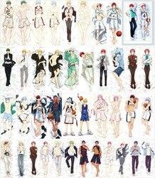 Japanese Anime kuroko no Basuke Kuroko No Basketball Kise Ryouta Pillow Cover Case Hugging Body Dakimakura Male Pillowcases