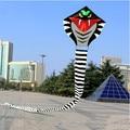 O Envio gratuito de Esportes Ao Ar Livre 2015 NOVO 30 m Power/Enorme Cobra Pipa/Animal pipas/Cobra Pipa Boa voando