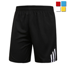 Уличные мягкие классические спортивные футбольные шорты, мужские свободные быстросохнущие шорты для бодибилдинга