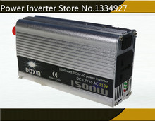 Free shipping 12v -110v inverter 1500w car charger usb modified sine inverter factory price doxin inverter car accessories