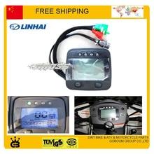 Feishen buyang LINHAI ATV 400cc 300cc 260cc цифровой спидометр светодиодный одометр евро стандарт