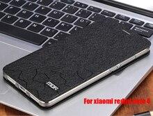 MOFI Марка Case Для Xiaomi Redmi note 4 примечание 4X5.5 дюймовый Роскошные Флип Кожаный Чехол Подставка Для hongmi note 4 pro