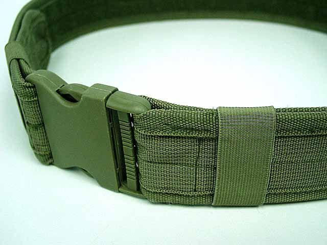 Unique Hot Sale Unisex Military Belt Tactical Rappelling Belt 2 4