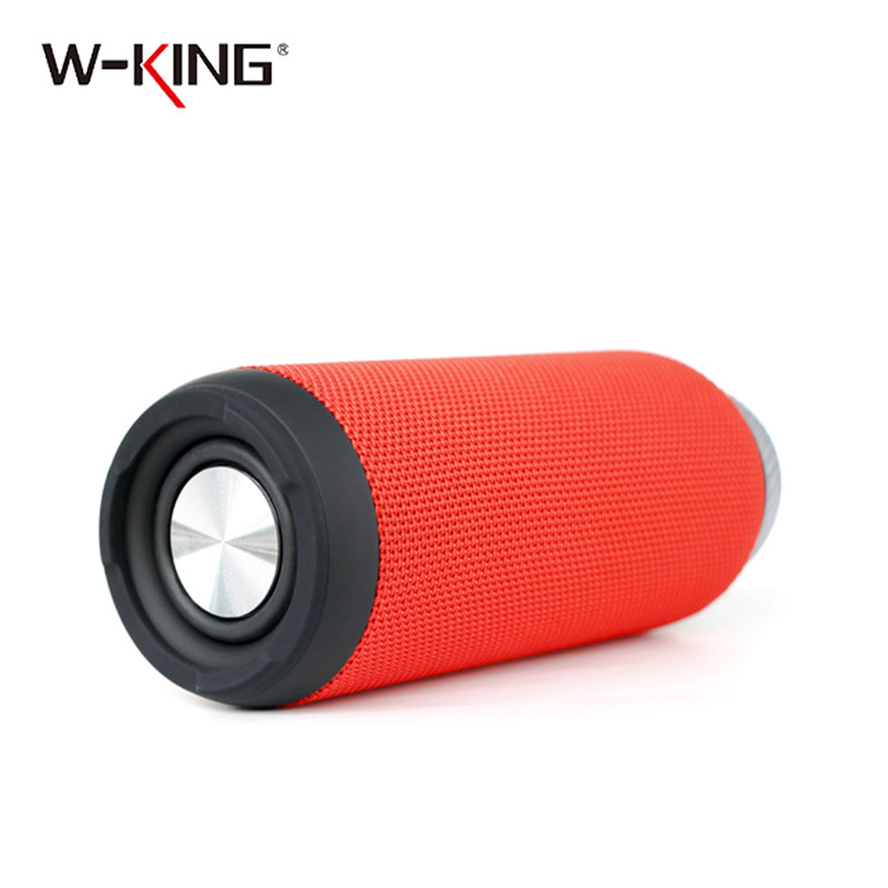 W KING 20W Speakers Bluetooth Speaker Portable Subwoofer mini Wireless Speaker for phones Support TF Card