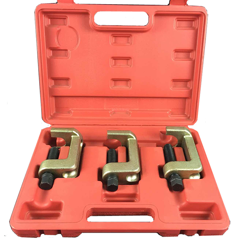 Automotive Ball Joint Installation Removal Puller Tool Set For AU DI OPEL NISSAN T OYOTA|Hand Tool Sets| |  - title=