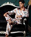 Мода Осень Мужчины Пижамы Домашней Одежды С Длинным Рукавом Теплые Зимние Пижамы Пижамы Мужской Утолщаются Хлопка Сна Lounge Размер M-4XL