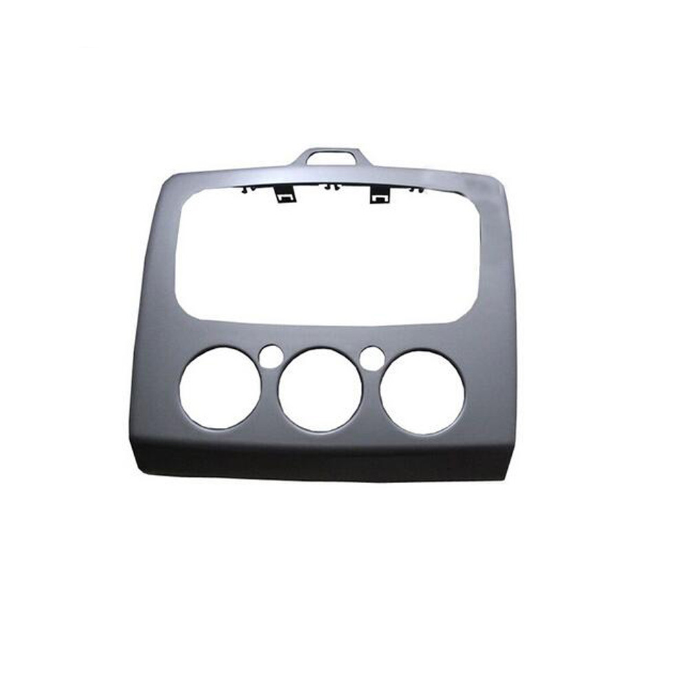 Double Fascia Din pour FORD Focus panneau stéréo montage au tableau de bord installer kit d'outils pour habillage cadre de recharge