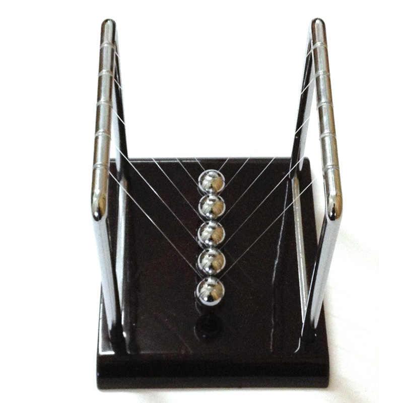 ニュートンクレーバランスボール物理科学振り子早期楽しい開発教育デスク玩具ギフト
