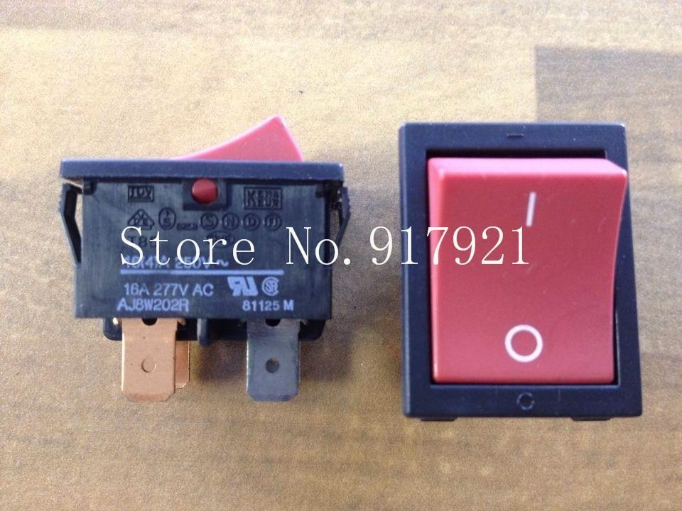 [ZOB] original original switch AJ8W202R ship 16A277V power switch genuine original --20pcs/lot