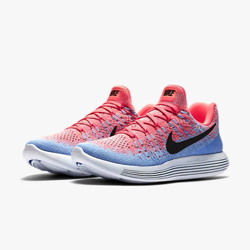 new arrival 25388 09136 US $235.42 24% OFF Original Official Nike LUNAREPIC LOW FLYKNIT Women's  Breathable Running Shoes Sports Sneaker Outdoor Walking Brand Designer-in  ...