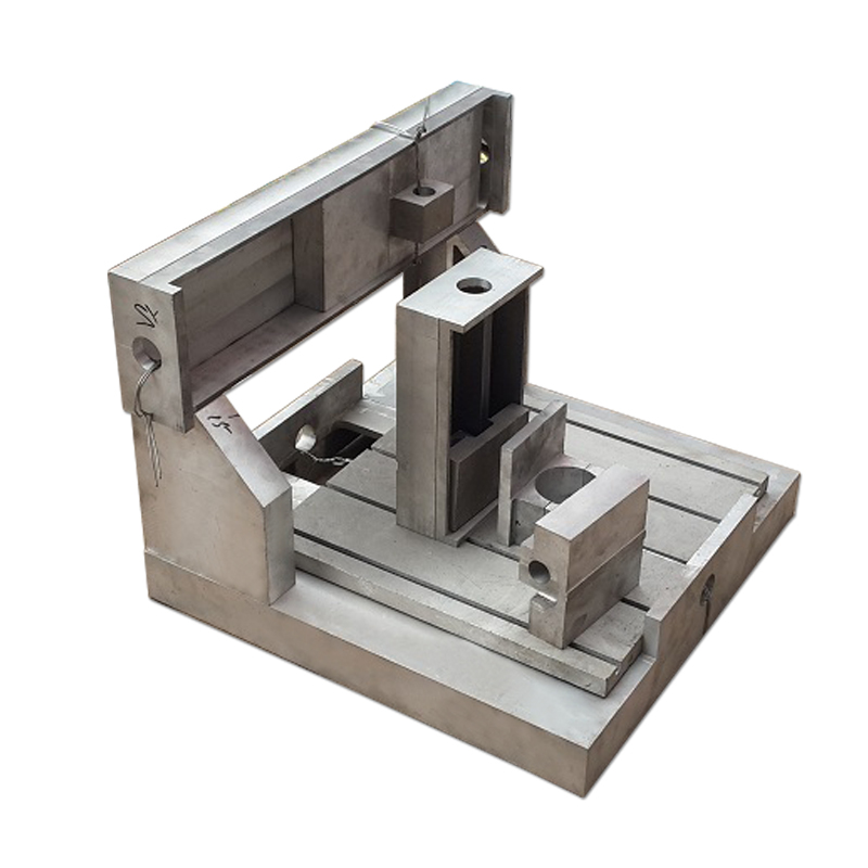 CNC Engraving Machine Full-cast Frame 6060 CNC Router 6060 Casting Frame 2.2KW Spindle Fixture 80mm