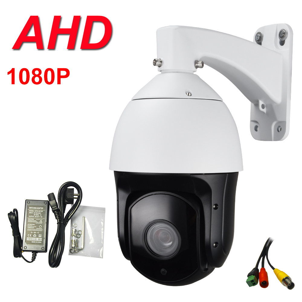 Sécurité CCTV AHD 1080 P 2.0MP 6