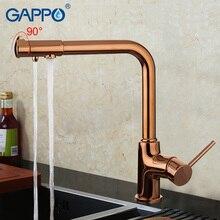 GAPPO filtre à eau robinets mélangeur d'eau couleur Cuisine évier Robinet purifiée robinet d'eau potable filtre à eau robinet robinet GA4390-3